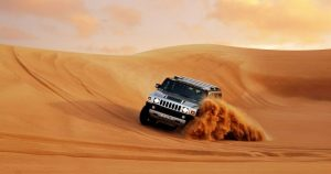 Take adventure to the next level with desert safari in Dubai