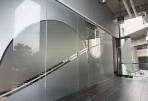 decorative films for glass