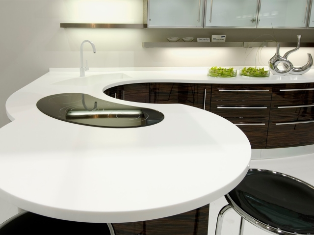 Benefits of using solid surface