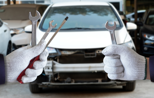 Most frequently replaced auto parts